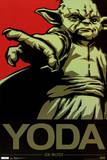 Star Wars - Yoda Jedi Master Pop Art Prints