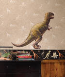 Dinosaur Peel & Stick Giant Wall Decals Wall Decal