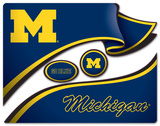 University of Michigan Peel & Stick Laptop Wear Laptop Stickers