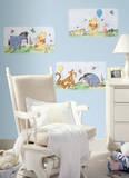 Winnie the Pooh - Scenic Peel & Stick Wall Decals Kalkomania ścienna