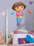 Dora Peel & Stick Giant Wall Decals Wall Decal