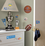 University of Kansas Peel & Stick Wall Decals Wall Decal