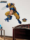 Wolverine Peel & Stick Giant Wall Decal Vinilo decorativo