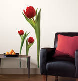 Tulip Peel & Stick Wall Decals Wall Decal