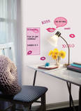 Kisses Dry Erase Peel & Stick Wall Decals Wall Decal