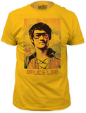 Bruce Lee - Sunglasses (Slim Fit) Koszulki