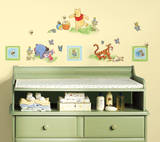 Winnie the Pooh - Toddler Peel & Stick Wall Decals Autocollant