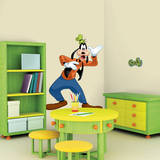 Mickey & Friends - Goofy Peel & Stick Giant Wall Decal Adhésif mural