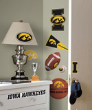 University of Iowa Peel & Stick Wall Decals Wall Decal