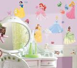 Disney Princess - Princess Peel & Stick Wall Decals Lepicí obraz na stěnu