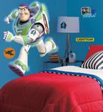 Toy Story - Buzz Peel & Stick Giant Wall Decals Autocollant mural
