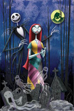Nightmare Before Christmas - Romance Posters
