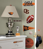 Oregon State Peel & Stick Wall Decals Wall Decal