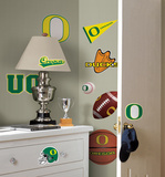 University of Oregon Peel & Stick Wall Decals Wall Decal