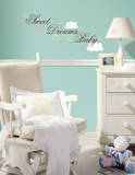 Sweet Dreams Baby Peel & Stick Wall Decals Wall Decal