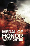 Medal of Honor Warfighter - Key Art Prints