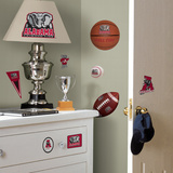University of Alabama Peel & Stick Wall Decals Wall Decal