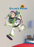 Toy Story - Buzz gigante con PZ (sticker murale) Decalcomania da muro