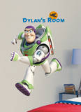 Toy Story Buzz Peel & Stick Giant Wall Decal w/PZ Vinilo decorativo