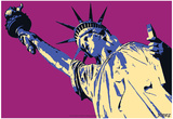 Steez Lady Liberty - Pink Photo
