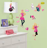 Barbie Peel & Stick Wall Decals Wall Decal