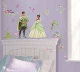 Princess & Frog Peel & Stick Wall Decals Wall Decal