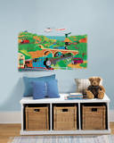 Thomas & Friends Peel and Stick Giant Wall Decals Autocollant