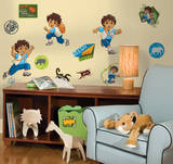 Diego Peel & Stick Wall Decals Wall Decal