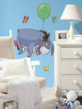 Winnie the Pooh - Eeyore Peel & Stick Giant Wall Decal Autocollant mural