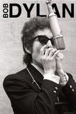 Bob Dylan - Harmonica Poster