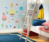 Spongebob Squarepants Peel & Stick Wall Decals Wall Decal