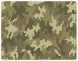 Camouflage Peel & Stick Laptop Wear Laptop Stickers