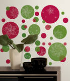 Festive Dots Peel & Stick Wall Decals Wall Decal