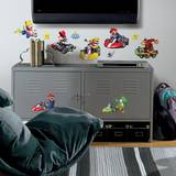 Nintendo - Mario Kart Peel & Stick Wall Decals Wall Decal