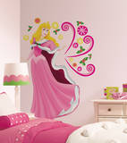 Disney Princess - Sleeping Beauty Holiday Add On Wall Decal