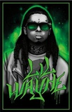 Lil Wayne Green Posters