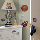 Louisiana State University Peel & Stick Wall Decals Wall Decal