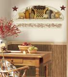 Primitive Arch Peel & Stick Wall Decals Vinilo decorativo