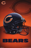 Chicago Bears - Logo Plakater
