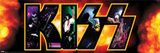 Kiss Logo Prints