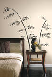 Painted Bamboo Peel & Stick Giant Wall Decal Wall Decal