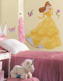 Disney Princess - Belle Peel & Stick Giant Wall Decal Wall Decal