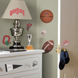 Ohio State University Peel & Stick Wall Decals Wall Decal