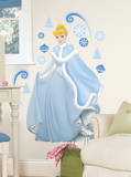 Disney Princess - Cinderella Holiday Add On Wall Decal