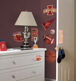 Iowa State Peel & Stick Wall Decals Wall Decal