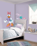 Mickey &amp; Friends - Daisy Duck Peel &amp; Stick Giant Wall Decal Wall Decal