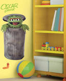 Sesame Street - Oscar Peel & Stick GiantWall Decal Wall Decal