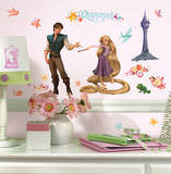 Tangled Peel & Stick Wall Decals Autocollant mural