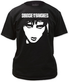 Siouxsie &amp; the Banshees - Face T-Shirts