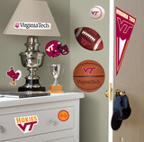 Virginia Tech Peel & Stick Wall Decals Wall Decal